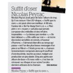 Nicolas Peyrac article-Le-Parisien